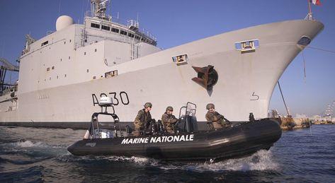 """""""Toulon : Le plus grand port militaire d'Europe"""", documentaire inédit ce soir sur RMC Découverte"""