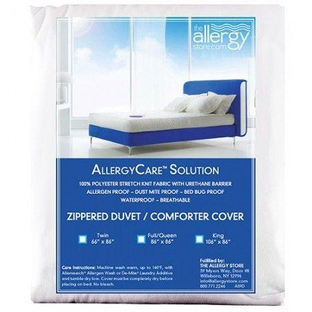 Allergycare Stretch Knit Duvet Comforter Cover Comforter Cover Duvet Comforters Duvet
