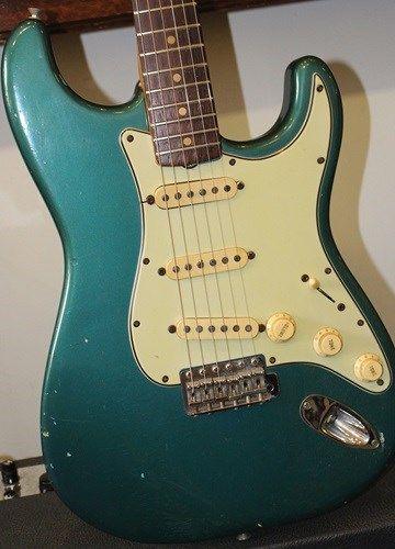 1965 Fender Stratocaster Lake Placid Blue Guitars Electric Solid Body H I Guitars Inc Strato Crazy Lake Placid Blue Cool Electric Guitars Guitar