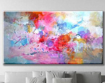 grosse malerei gemalde auf leinwand moderne kunst abstrakte original abstra abstrakt bedruckt dein bild