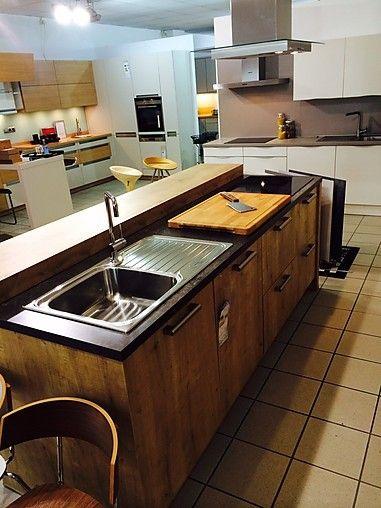 Küchen Beckermann Bonn schüller musterküche schüller küche modell bari eiche astig natur