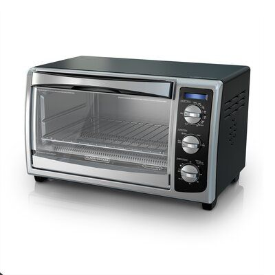 Black Decker Black Decker Countertop Convection Toaster Oven