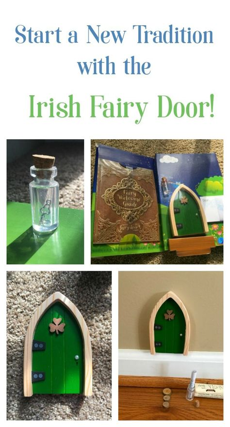 A Fun Family Project! Indoor only Build Your Own Fairy Door Wish Kit