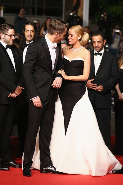 Blake Lively And Ryan Reynolds At The 2014 Cannes Film Festival - The Cutest Cannes Couple Moments Of The Decade - Photos