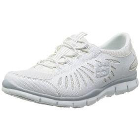 telegrama cristiandad Espere  MODELOS DE ZAPATOS SKECHERS PARA DAMAS #damas #modelos #modelosdezapatos # skechers #zapatos | Turnschuhe damen, Skechers schuhe, Weiße turnschuhe