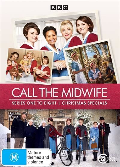 Call The Midwife Series 1 8 Limited Edition With Images