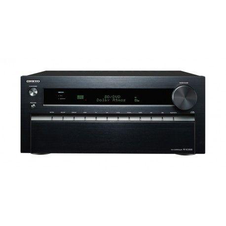 Onkio PR-SC5530 - Controlador A/V de red de 11.2 canales Tecnología de calibración AccuEQ. El PR-SC5530 combina el procesamiento de audio y vídeo de última generación con una conectividad impresionante y calidad integrada de audiófilo, por lo que se erige como la tecnología definitiva en componentes A/V separados. Este controlador con certificación THX® Ultra2™ Plus #homecinema