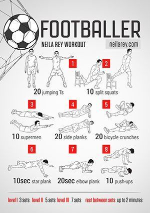 Soccer Workout Football Workouts Soccer Workouts Soccer Motivation