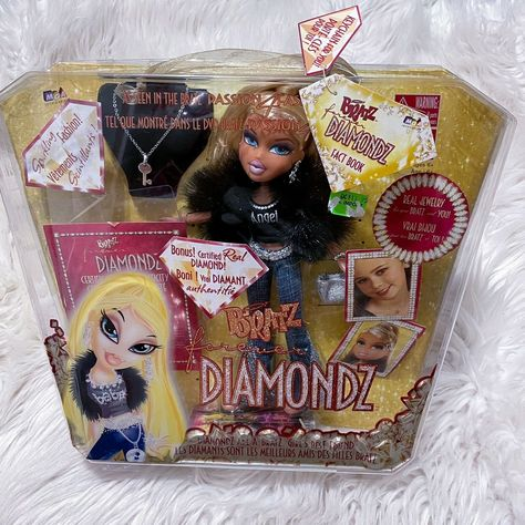 Bratz Cloe The Angel With Heavenly Style NIB MGA Never Opened Great Gift!