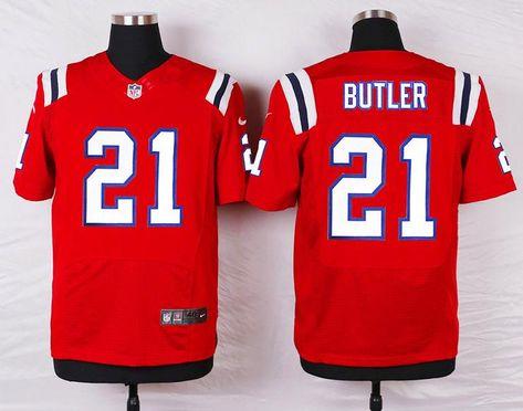 Men 21 Malcolm Butler Jersey Football New England Patriots Jersey