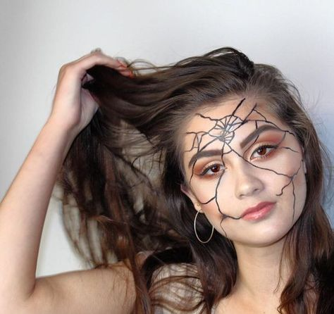 Costumes You Can Make With Just Makeup - Halloween Costumes You Can Make With Just Makeup - Photos