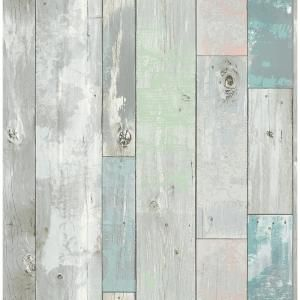 Brewster Barn Board Grey Thin Plank Wallpaper Sample Fd23273sam Distressed Wood Wallpaper Wood Wallpaper Rustic Wood Wallpaper