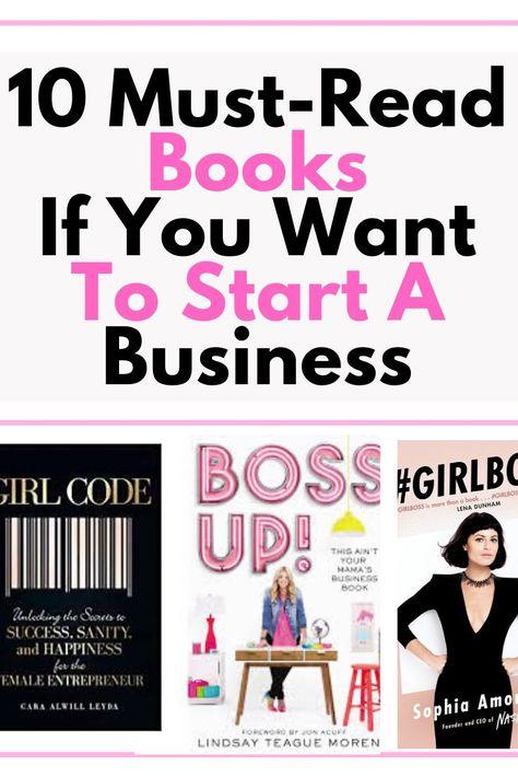 The 10 Best Business Books For Women Entrepreneurs