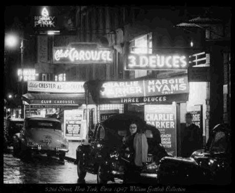 Streetswings Dance History Pages Onyx Nightclub Picture 1 Jazz Club New York City Manhattan New York Street