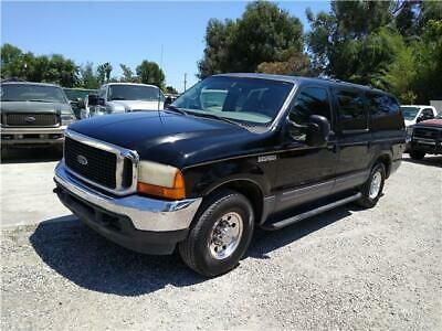 Ebay Advertisement 2001 Ford Excursion Xlt 2001 Ford Excursion 2wd Gas 5 4 In 2020 Ford Excursion Excursions Ford