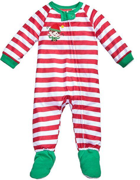 Family Pajamas 1 Pc Elfing Around Footed Pajamas Baby Boys Or Baby Girls 12 24 Months Toddler Boys Baby Pajamas Family Pajamas Family Christmas Pajamas