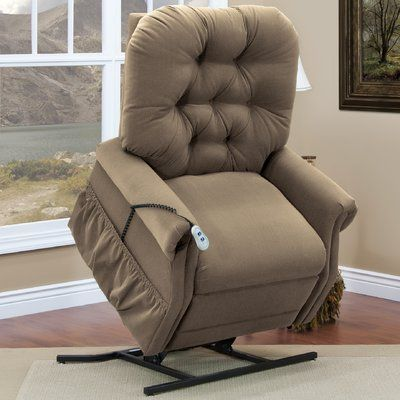 Recliner Med Lift 5555 Full Sleeper Lift Chair Cabo Havanna Fabric Lift Chairs Recliner Chair