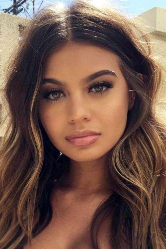 Everyday Makeup Ideas For Beautiful Ladies 17 Photos Inspired Beauty Beauty Everyday Makeup Beauty Routines