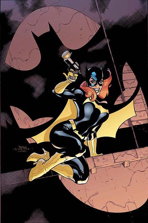 Batgirl - Terry Dodson