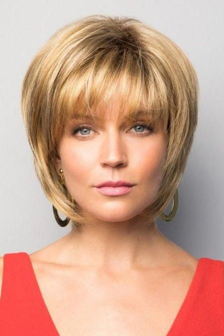 Reese By Noriko Wigs Thick Hair Styles Bobs For Thin Hair Short Bob Hairstyles