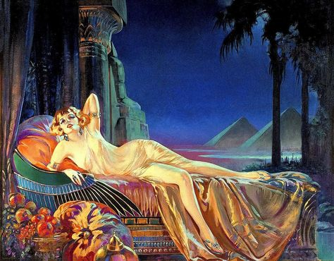 Cleopatra of the Nile Henry Clive