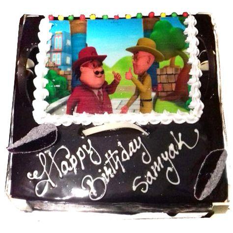 Motu Patlu Cake Cake Online Online Cake Delivery Birthday