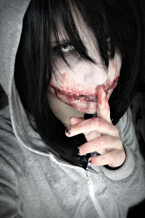 Amanda Paris(Yukki Strife) Jeff the Killer Cosplay Photo - WorldCosplay