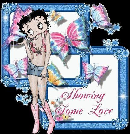 Betty Boop Love photo BettyBoopShowingSomeLoveButterflies.gif