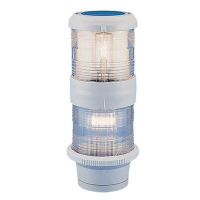 Sponsored Aqua Signal Series 40 Masthead Anchor Deck Mount Combo Light 12v White In 2020 Navigation Lights Strobe Lights Led Lights