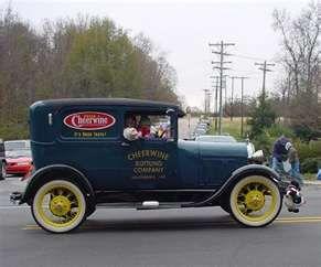 Cheerwine Classic Car