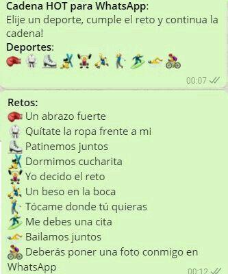 Pin De Glenny Martinez En Favotitos Estados Para Whatsapp Retos Para Whatsapp Atrevidos Retos Para Novios
