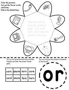 R controlled vowels can be tricky! Have students complete