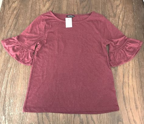 J.Crew J.Crew Mercantile broken in T shirt | Womens shirts