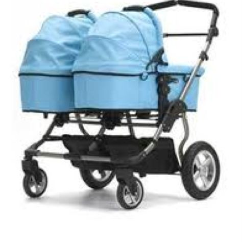 Twin stroller - I want this!