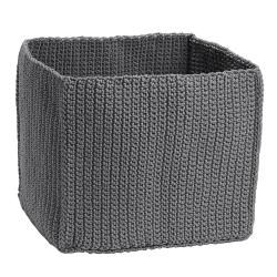 InterDesign Ellis Hand Knit Cube