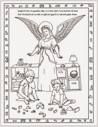 Free Christmas Angel Coloring Pages Print Free Download