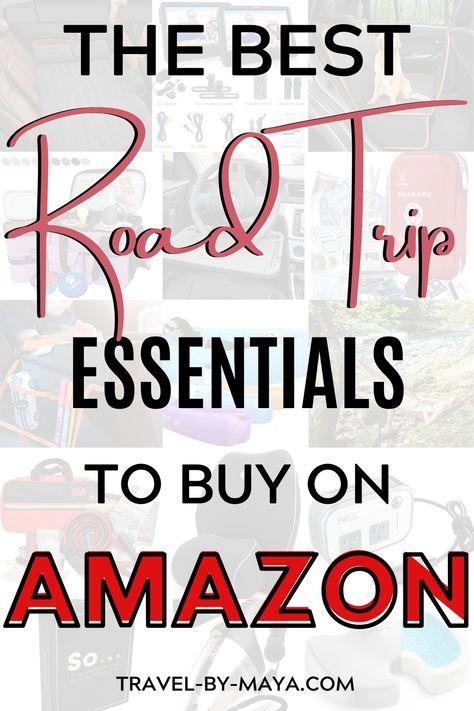 The Best Road Trip Essentials