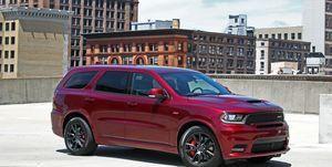 2020 Dodge Durango Srt Review Pricing And Specs Srt Jeep Grand Cherokee Srt Dodge Durango