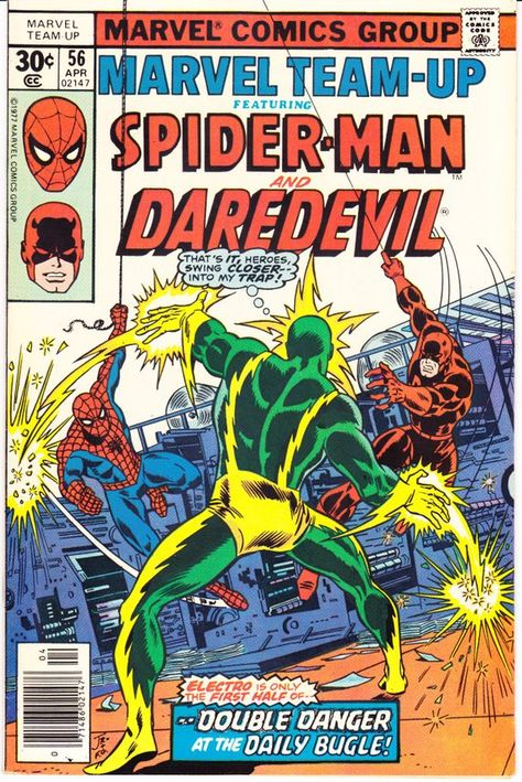 Lovely Marvel Team-up #16 Marvel Comics Good 1972, 1st Series