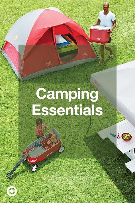Make roughing it look smooth on those 'grammable hikes
