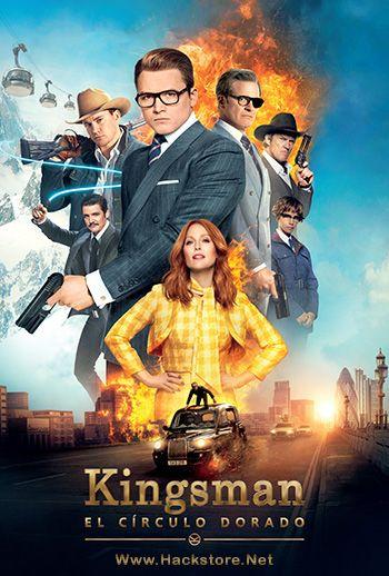 Poster De Kingsman El Circulo Dorado 2017 Blu Ray Rip Hd Latino Movie Posters Kingsman Peliculas Online Estrenos Y Peliculas Cine