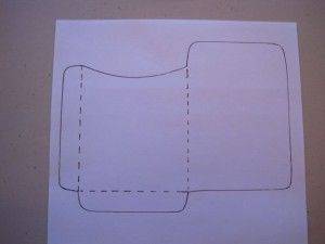 Print Out This Free Library Card Book Pocket Template To Add To