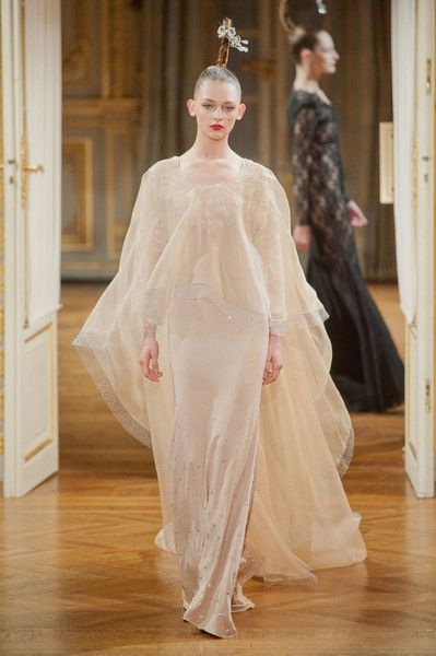 Alexis Mabille Fall 2012 Runway Pictures