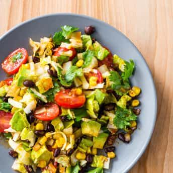 Southwestern Chopped Salad Cook S Country Chopped Salad