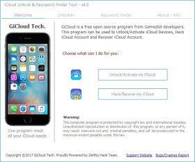 Free Icloud Unlock Tool Free Unlock Icloud Download Icloud Unlocker Bypasser For Free Icloud Activation Remova Unlock Iphone Free Unlock Iphone Iphone Hacks