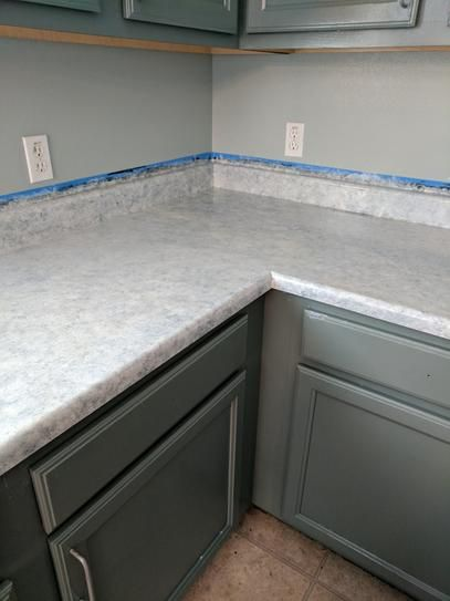 Pin On Painting Kitchen Countertops