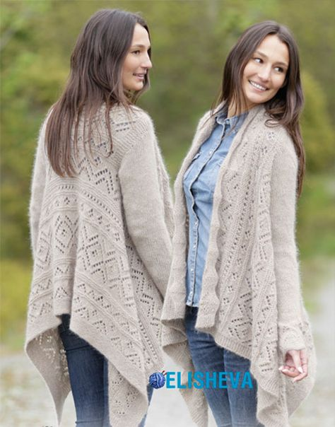 8ff16a5219c5 156-25 First in Line pattern by DROPS design