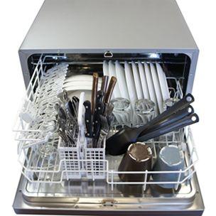 Small Spaces Buying Guide Countertop Dishwasher Mini Dishwasher