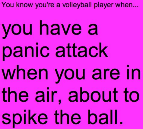 You know you're a volleyball player when. You can do it and you aren't scared to spike it in a face and prove who is better Volleyball Jokes, Volleyball Problems, Volleyball Workouts, Volleyball Drills, Coaching Volleyball, Volleyball Pictures, Beach Volleyball, Girls Basketball, Girls Softball