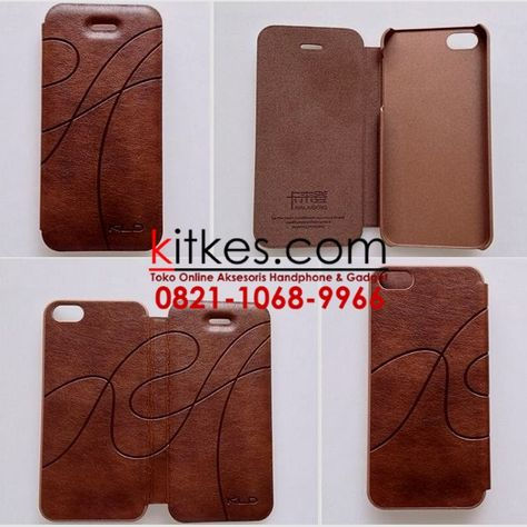 Kalaideng Oscar II Leather Case iPhone 5 / 5s - Rp 139.000